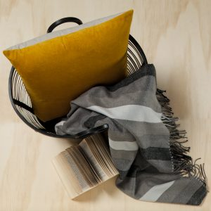 Hallet Throw from the Moran Home Living Room Collection