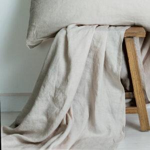 M-Home_Linen_Flat_Sheet_Natural