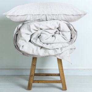 Home_Linen_Quilt_Cover_Pillowcase_Ivory_Double-Stitched